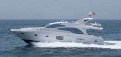 2013 - Majesty Yachts - Majesty 63