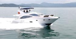 2013 - Majesty Yachts - Majesty 56