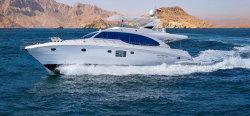 2017 - Majesty Yachts - Majesty 70