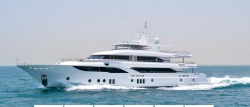 2017 - Majesty Yachts - Majesty155