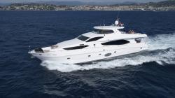 2017 - Majesty Yachts - Majesty 101