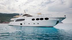 2017 - Majesty Yachts - Majesty 105