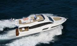 2017 - Majesty Yachts - Majesty 48