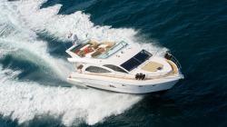 2017 - Majesty Yachts - Majesty 56