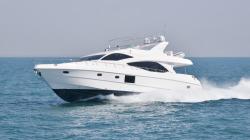 2017 - Majesty Yachts - Majesty 77