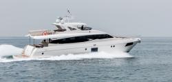 2017 - Majesty Yachts - Majesty 90