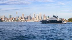 2019 - Majesty Yachts - Majesty 122