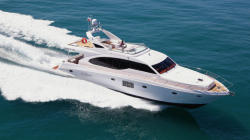 2019 - Majesty Yachts - Majesty 70