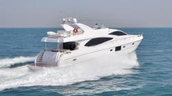 2019 - Majesty Yachts - Majesty 77