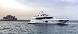 2019 - Majesty Yachts - Majesty 90