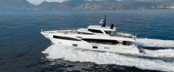 2019 - Majesty Yachts - Majesty 100