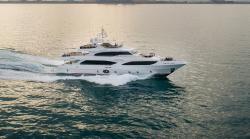 2019 - Majesty Yachts - Majesty 125