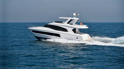 2019 - Majesty Yachts - Majesty 62