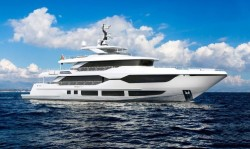 2020 - Majesty Yachts - Majesty 120