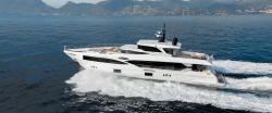 2020 - Majesty Yachts - Majesty 100
