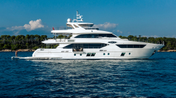 2020 - Majesty Yachts - Majesty 110