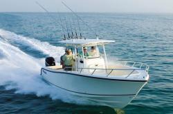 2010 - Mako Boats - 284 Center Console