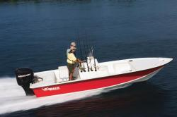 2010 - Mako Boats - 211 Inshore