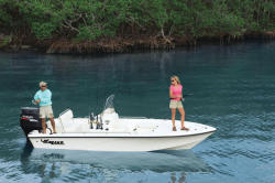 2010 - Mako Boats - 1901 Tunnel Inshore