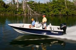 2010 - Mako Boats - 191 Tunnel Inshore