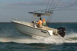 2012 - Mako Boats - 212 Center Console