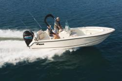 2012 - Mako Boats - 204 Center Console