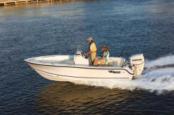 2012 - Mako Boats - 184 Center Console