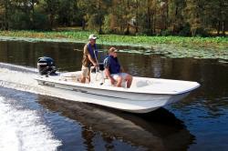 2012 - Mako Boats - Pro 16 Skiff CC