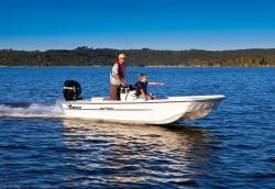 2012 - Mako Boats - Pro 17 Skiff CC