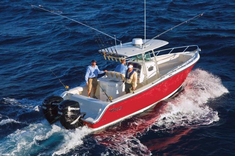 Research 2013 - Mako Boats