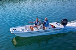 2013 - Mako Boats - Pro 17 Skiff CC