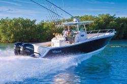 2014 - Mako Boats - 284 Center Console