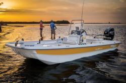 2015 - Mako Boats - Pro 16 Skiff CC