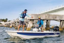 2015 - Mako Boats - Pro 17 Skiff CC