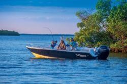 2016 - Mako Boats - 184 CC