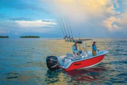 2016 - Mako Boats - 204 CC