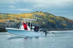 2017 - Mako Boats - 214 CC