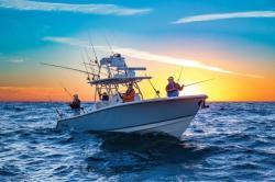 2018 - Mako Boats - 334 CC Sportfish Edition