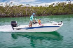 2019 - Mako Boats - Pro Skiff 17 CC