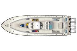 2021 - Mako Boats - 414 CC Sportfish Edition
