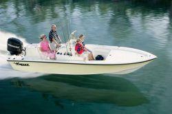 Mako Boats 2101 Inshore Bay Boat