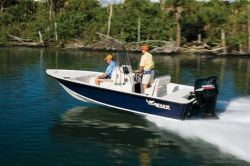 Mako Boats 2101 Tunnel Bay Boat