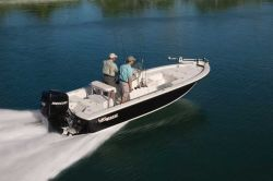 Mako Boats 2201 Tunnel Bay Boat