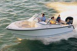 Mako Boats 216 DC Dual Console Boat