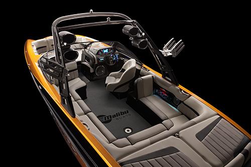 Research 2014 Malibu Boats Ca Wakesetter 24 Mxz On