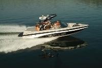 Malibu Boats CA V-Ride Ski and Wakeboard Boat