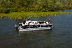 2014 - Manitou Boats - 22 Encore Pro Angler SHP