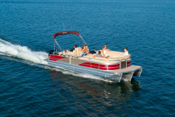 2014 - Manitou Boats - 25 SES SHP