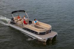 2014 - Manitou Boats - 27 SES VP