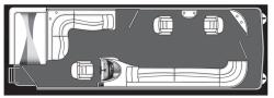 2014 - Manitou Boats - 26 Encore Twin Tube